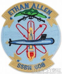 SSBN 608 PATCH 6d957d5cd1ce6077b6e