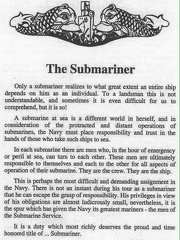 THE SUBMARINER beb1dfd5b46d